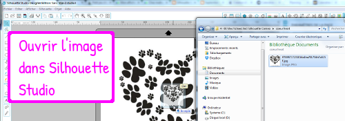 Mon tuto (version rapide) vectorisation avec Designer V3