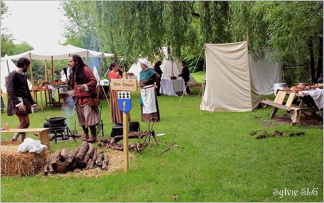 Montreuil Bellay - Fête médiévale