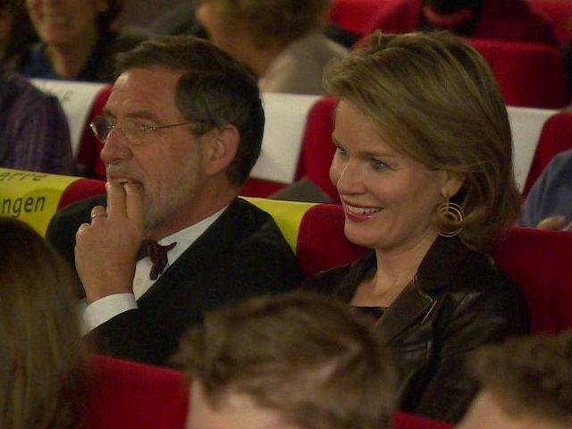 Mathilde au cinéma
