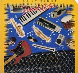 David Astri - Do It Right - Complete LP