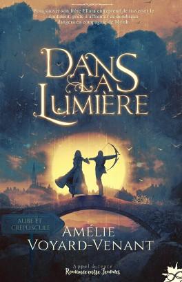 Couverture du livre : Dans la lumière