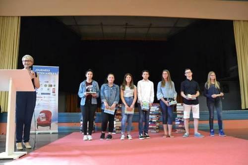 Lauréats du 22ème Concours de nouvelles
