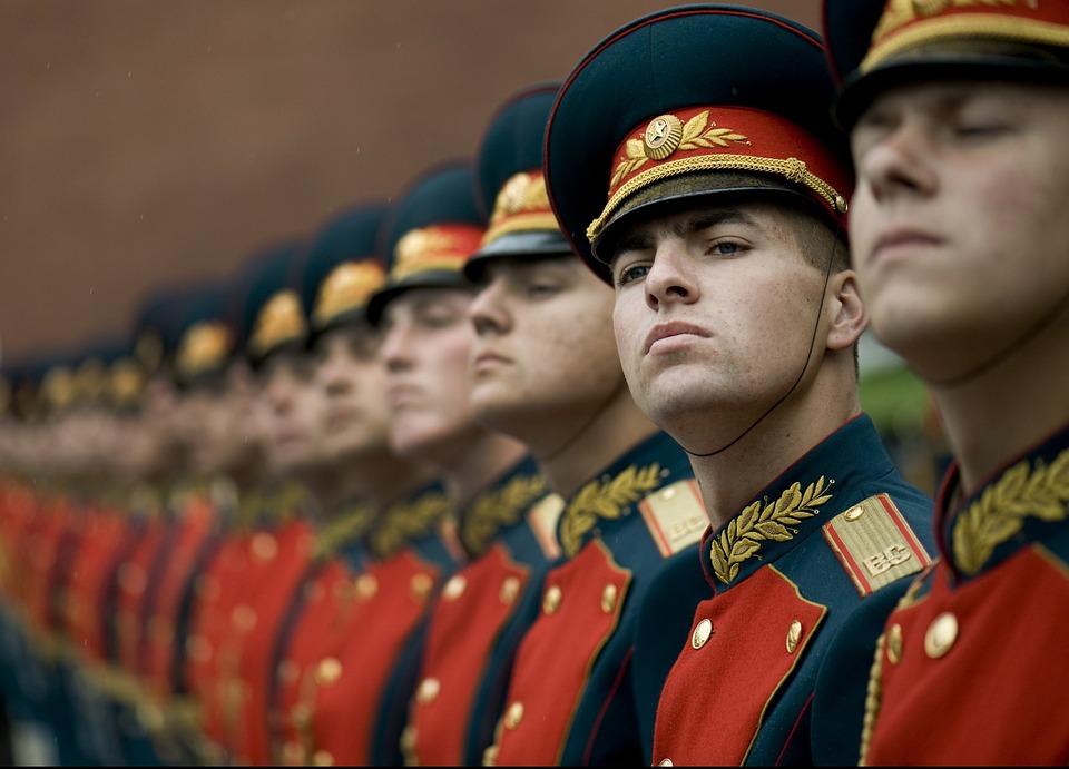 Garde D'Honneur, 15 S, Garde, Russe, Russes, Russie