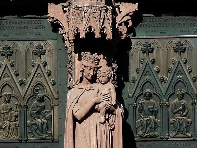 Cathédrale de Strasbourg 27 Marc de Metz 2011