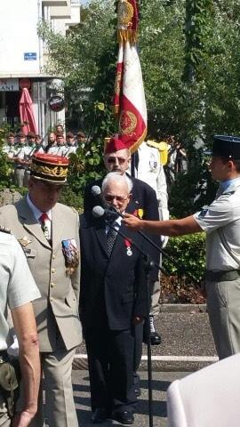 * Nomination dans l'Ordre de la Légion d'Honneur -  Mr René Brender -