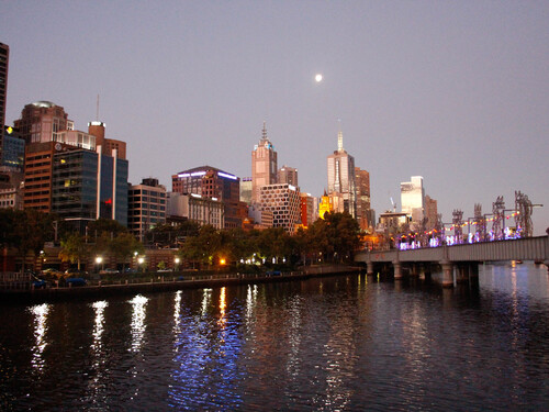 A Melbourne tout est question de point de vue