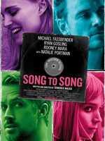 Song To Song : Une histoire d'amour moderne, sur la scène musicale d'Austin au Texas, deux couples - d'un côté Faye et le chanteur BV, et de l'autre un magnat de l'industrie musicale et une serveuse - voient leurs destins et leurs amours se mêler, alors que chacun cherche le succès dans cet univers rock'n'roll fait de séduction et de trahison. ... ----- ...  Origine : Américain Réalisation : Terrence Malick Durée : 2h 08min Acteur(s) : Ryan Gosling,Rooney Mara,Michael Fassbender Genre : Drame,Romance,Musical Date de sortie : 12 juillet 2017 Année de production : 2017 Distributeur : Metropolitan FilmExport Critiques Spectateurs : 2,4
