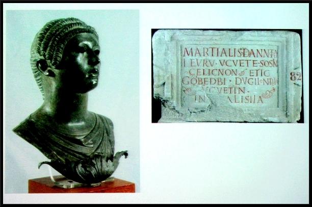 """""""La société gallo-romaine à la lumière des inscriptions d'Alesia et de Vertault"""", une conférence de Claude Grapin pour les Amis du Musée du Pays Châtillonnais"""