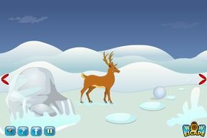 Jouer à Freeze Santa escape 6
