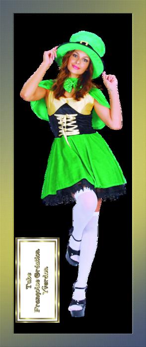 Femmes St. Patrick (11 à 22)