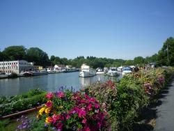 Le canal Montbéliard