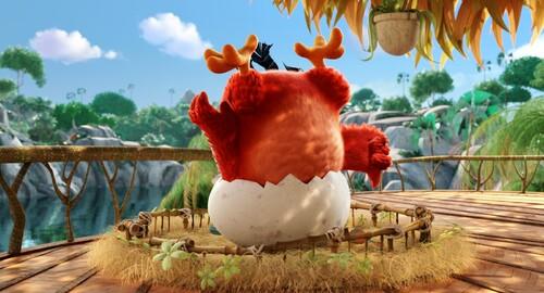 """#29 En compagnie de """"Angry Birds"""""""