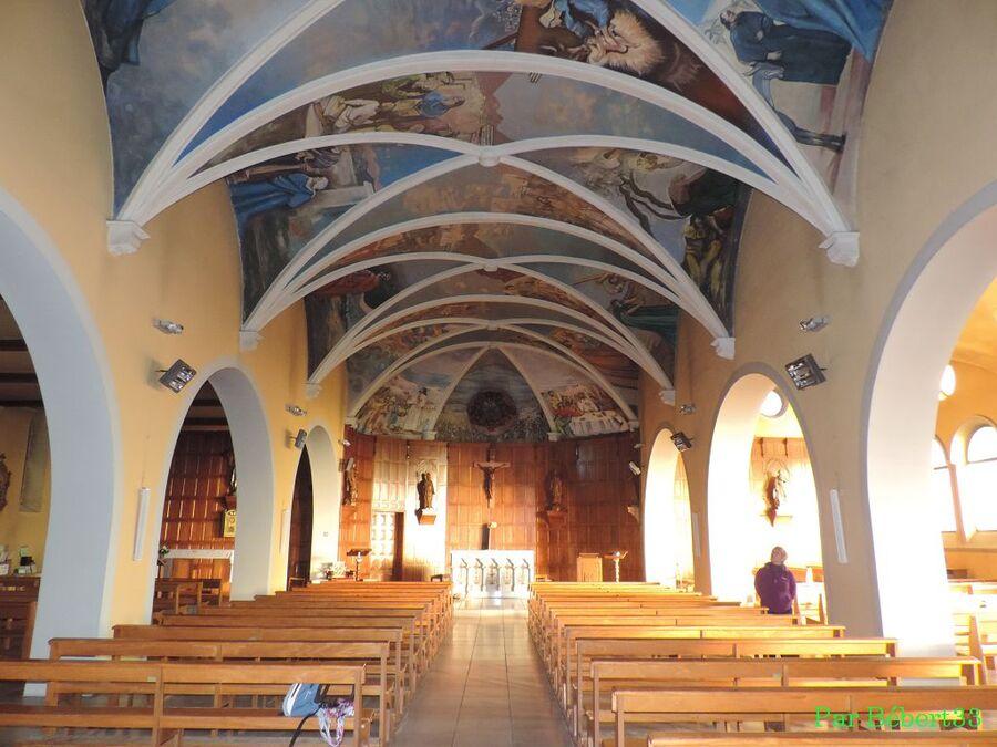 l'église du Vieux-Boucau - 3