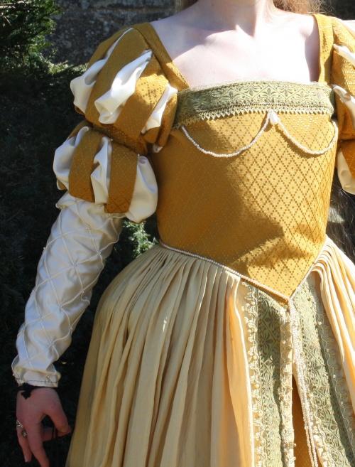 Costume The Tudors - Shakespeare in Love