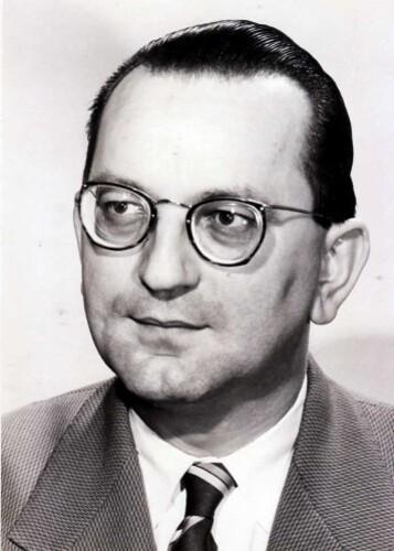 Maurice Meyer années 1970