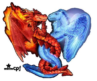 Duo de dragons
