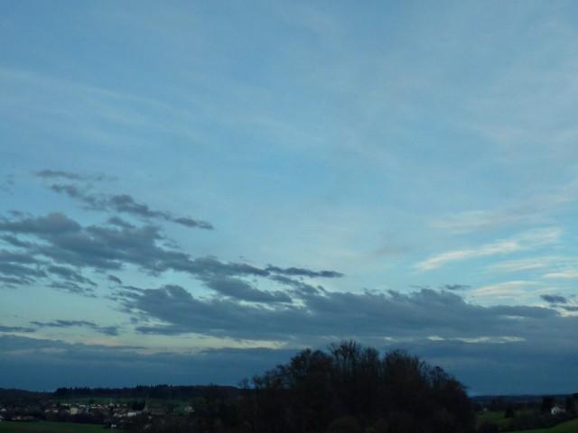 Ciel d'automne dans l'Est 17 mp1357 2010