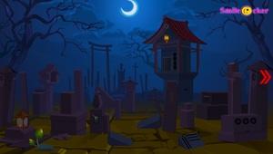 Jouer à Treasure at graveyard escape