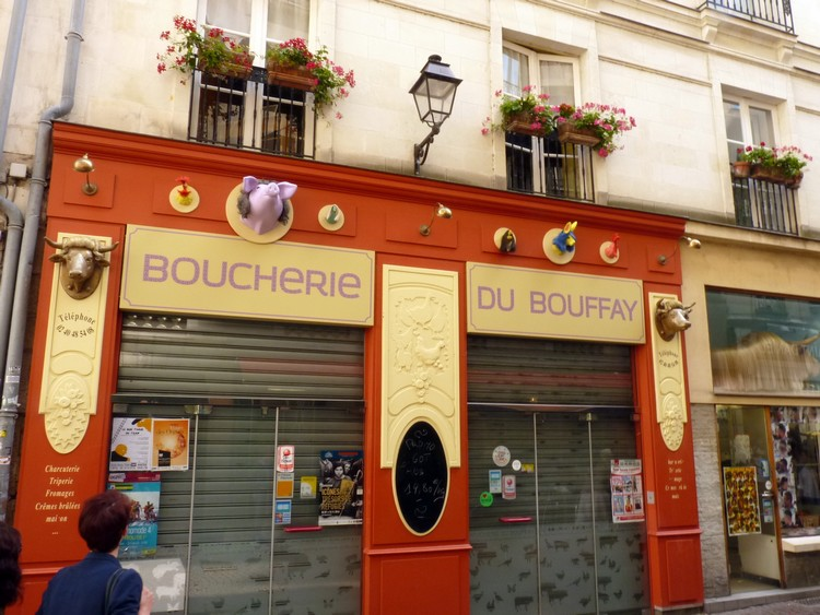 Rue du Bouffay