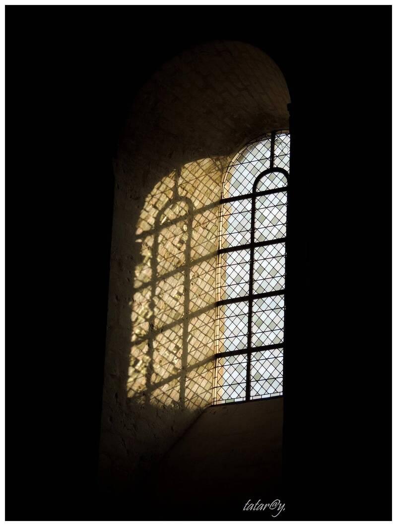 Entre ombres et lumière .