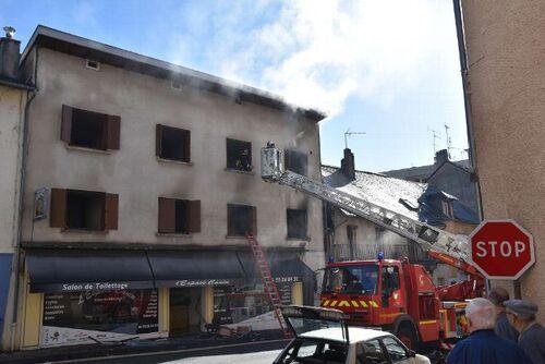 Tulle : deux incendies dans la même rue en un mois