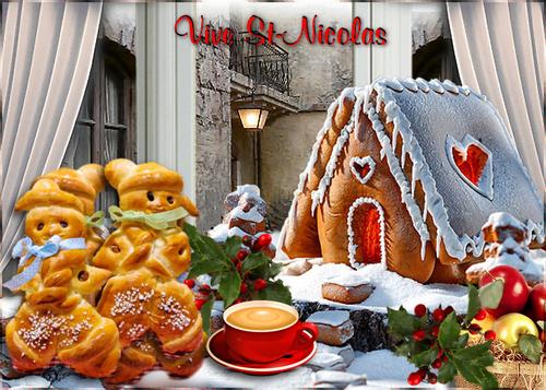 Vive la St-Nicolas