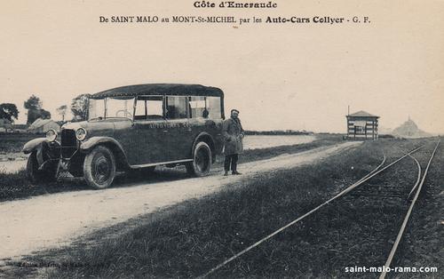Les autocars - avant guerre