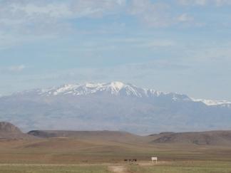 488 Maroc En revenant de l'oasis de Fint