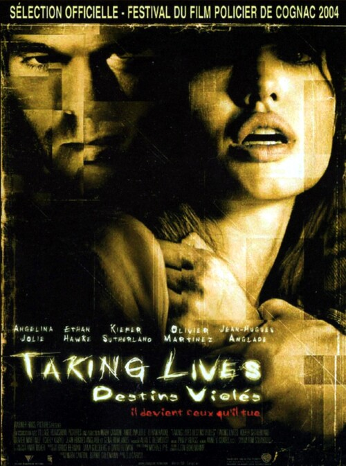 TAKING LIVES BOX OFFICE FRANCE 2004