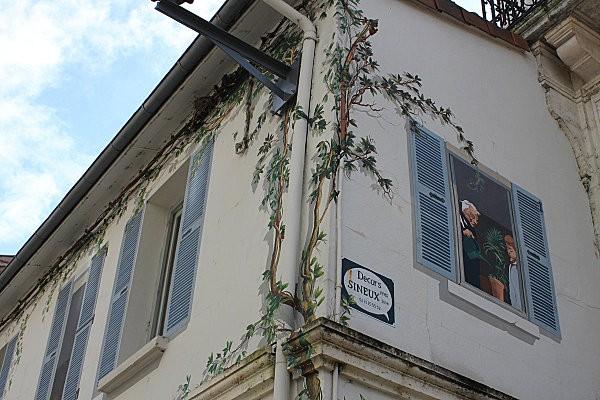 trompe l'oeil Angoulême 13