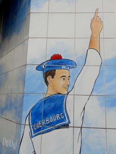 Cherbourg .. coté marine