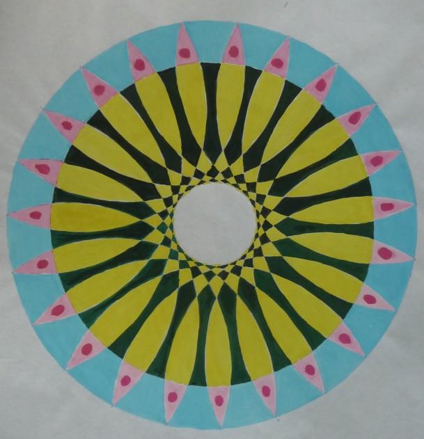 Blog de mimipalitaf : mimimickeydumont : mes mandalas au compas, ,ah la version longue de sylvain pendant qu'elle n'est pas effacée.....