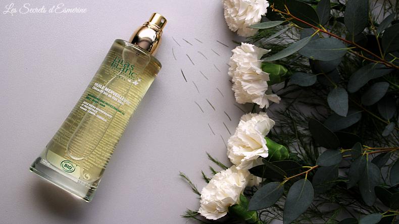 Il était une fois l'huile merveilleuse bio de Lilas Blanc... [concours]