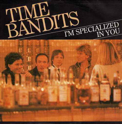 Time Bandits - I'm Specialized In You (1982)