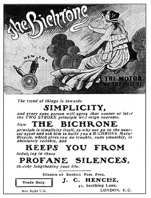 Bichrone : le deux-temps à soupapes de M. Lepape