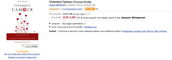 charlie bregman sur amazon