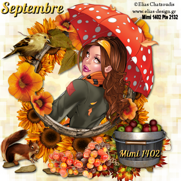 CREATIONS SEPTEMBRE 2012