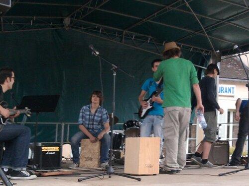 Festival de Vanlay le 19 juin 2011