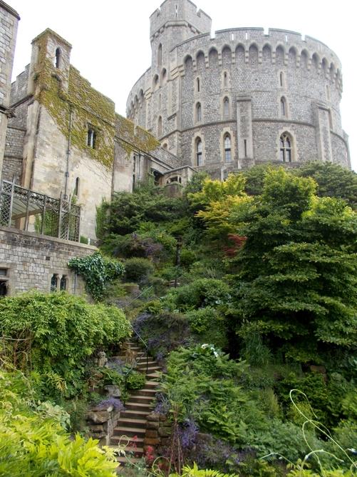 * Visite du Château de Windsor