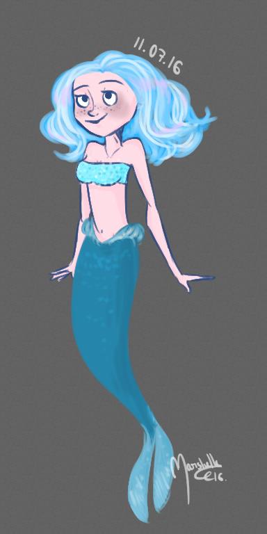 Une petite Mermaid~