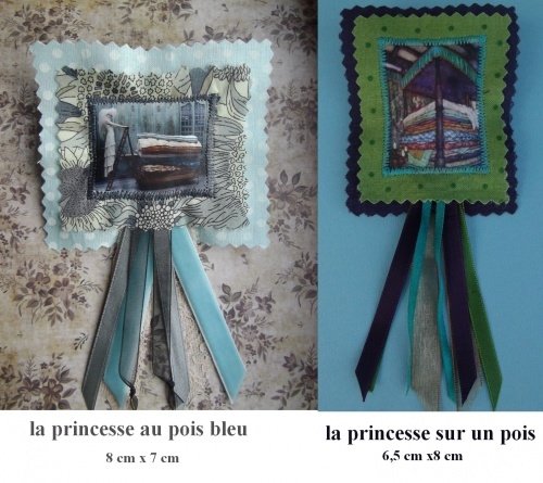 Broches disponibles