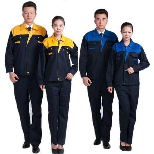 Các loại quần áo công nhân phổ biến nhất