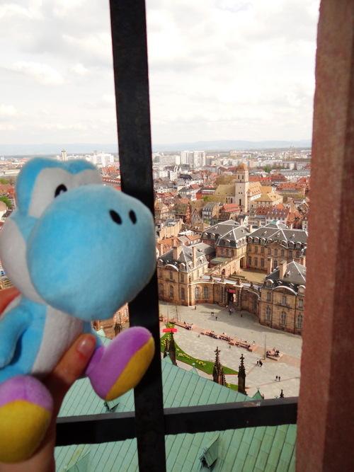 Les fabuleuses aventures de Yoshi à Strasbourg