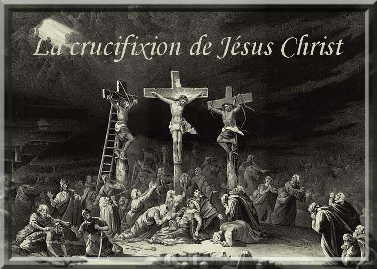Vendredi Saint : la cruxi