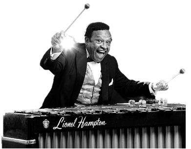 LIONEL HAMPTON - ALL THAT TWIST'N - GLAD Records GLP 3050 1962