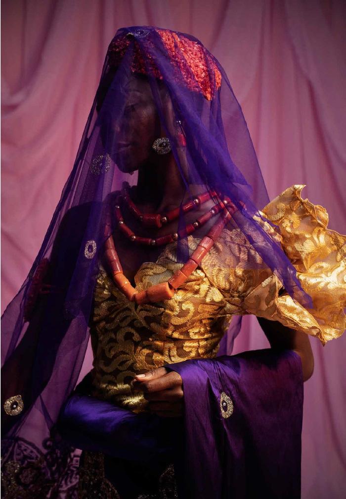 Lavish Portraits by Lakin Ogunbanwo Document the Contemporary Traditions of Nigerian Brides