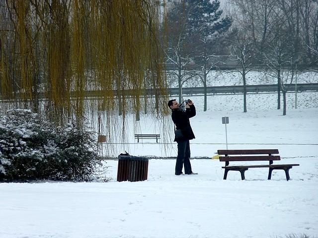 Metz sous la neige 6 Marc de Metz 24 02 2013
