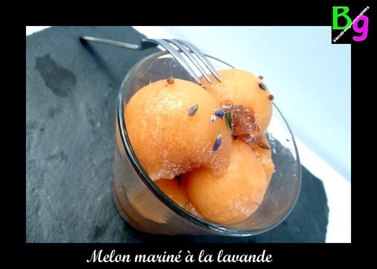 melon lavande