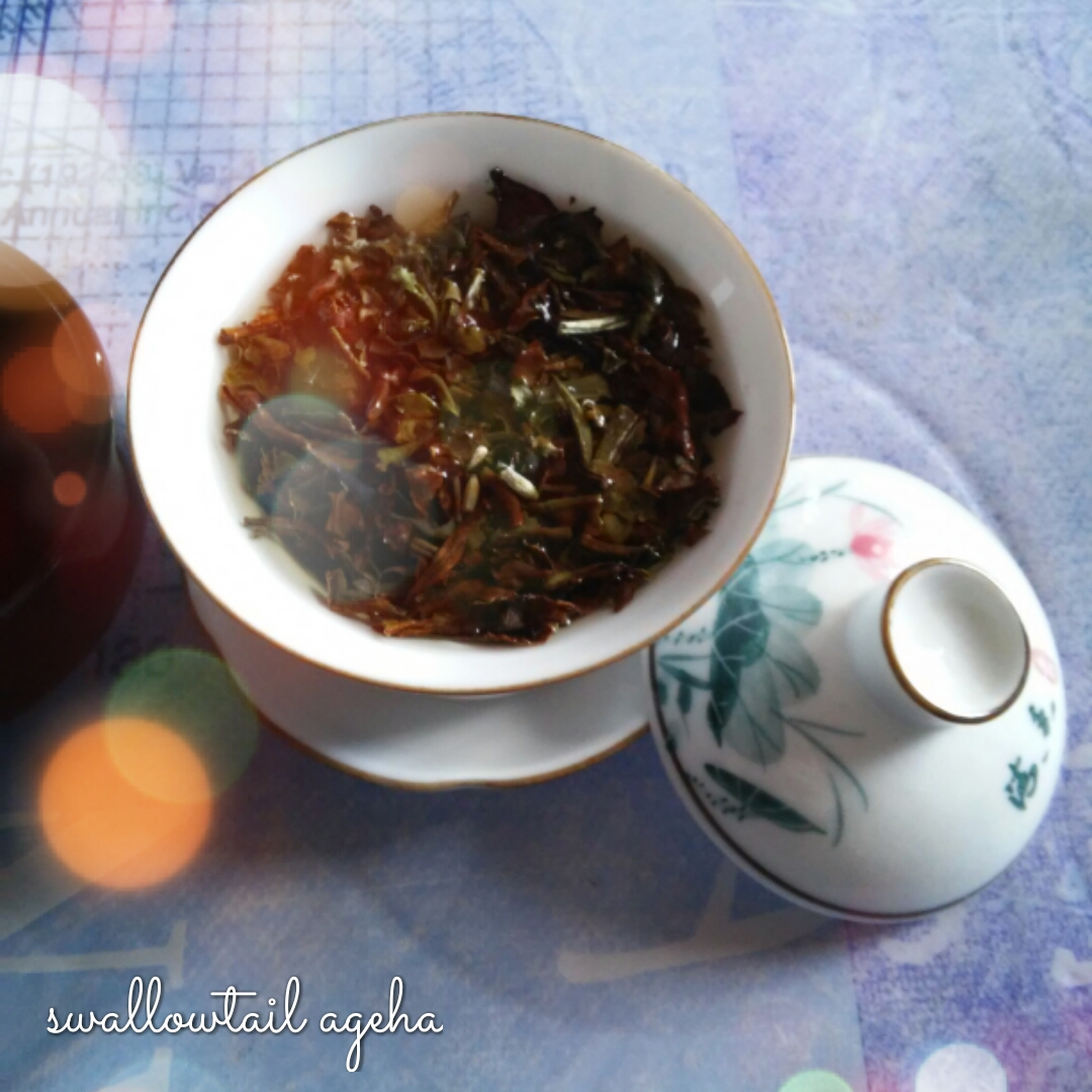 thé blanc et zhong weekend vosges