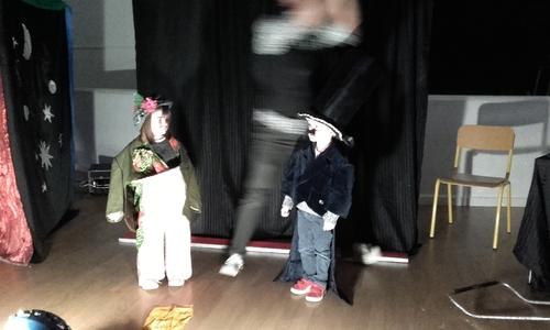Animation sur le thème du cirque
